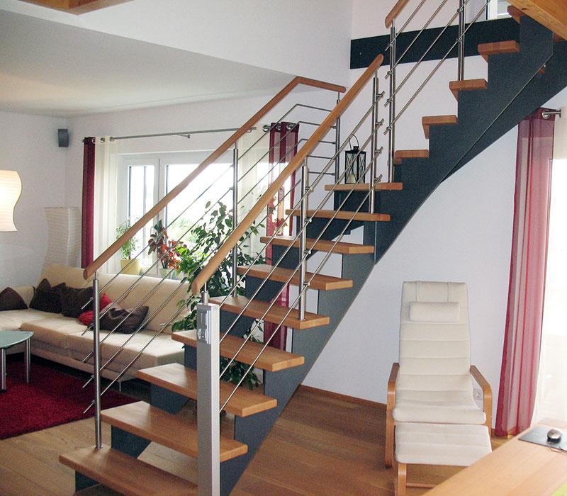 Treppendesign | Landhaustreppen, moderne oder klassische Treppen